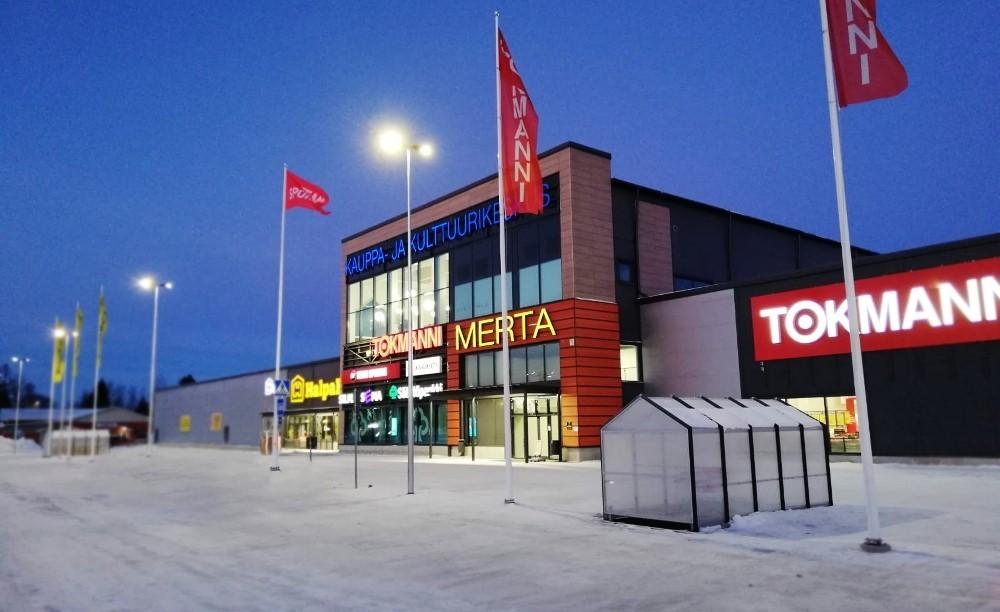 Liikekeskus Kalajoki